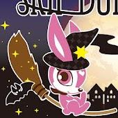 Skip Bunny Trick or Treat