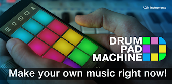 Drum Pad Machine - Make Beats