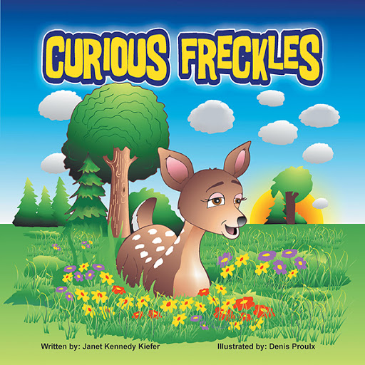 Curious Freckles cover
