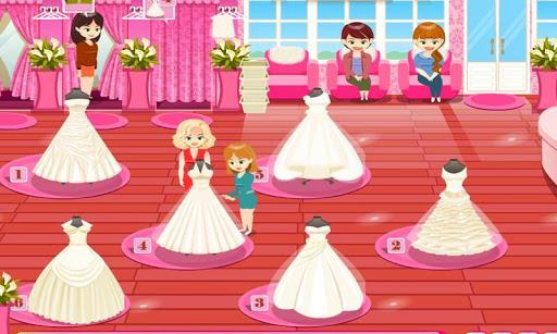 Toko pengantin gaun Pernikahan 0.10.6 screenshots 5