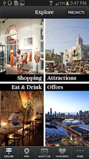 Melbourne Visitor Guide - screenshot thumbnail
