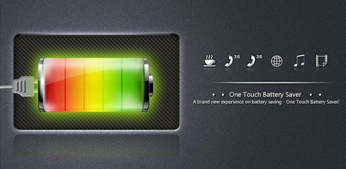 One Touch Battery Saver-No ads