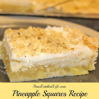 Pineapple Squares.