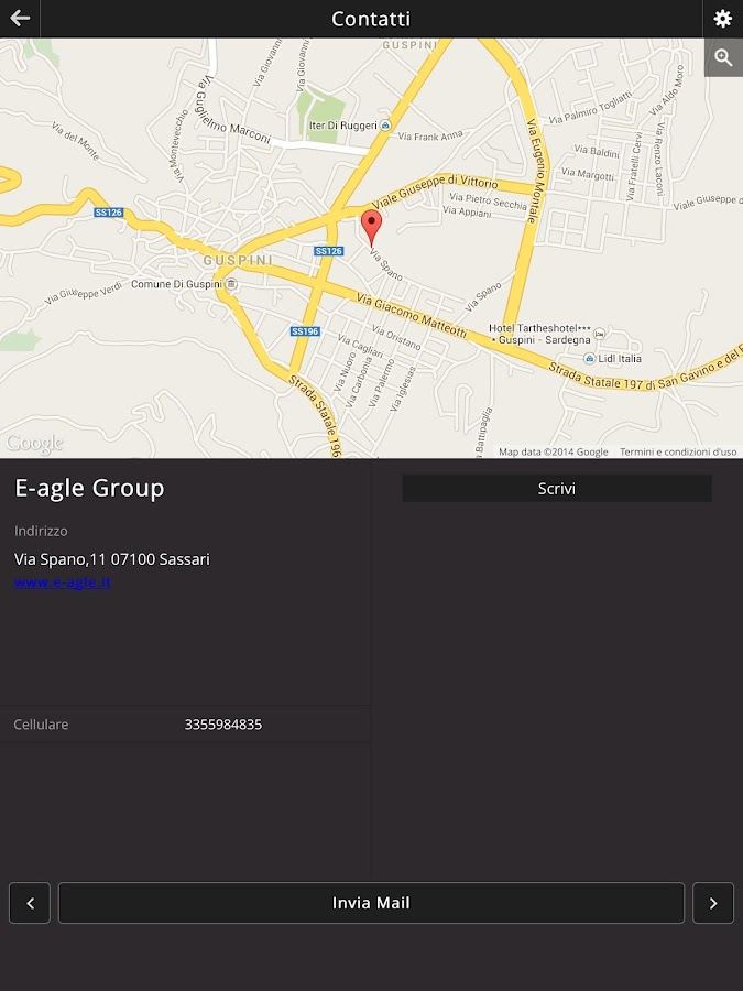 E-agle Utility- screenshot