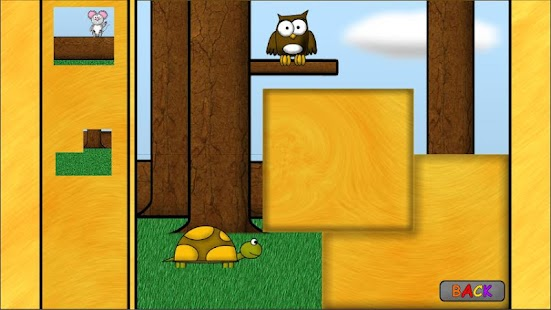 Animal Games for Kids: Puzzles - náhled