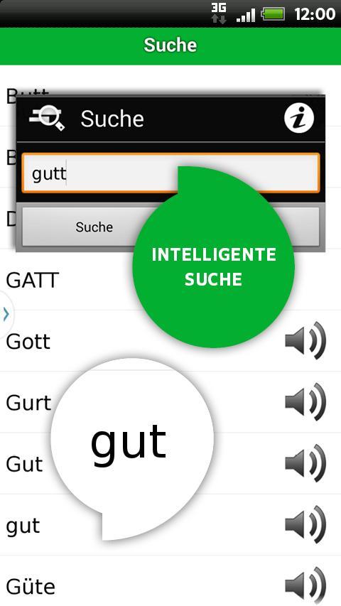 Deutsch-Englisch-Übersetzung für