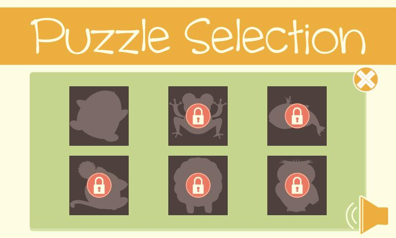 Puzzle Kids Fun Animals Lite- screenshot