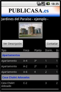 PUBLICASA.es | Real Estate- screenshot thumbnail