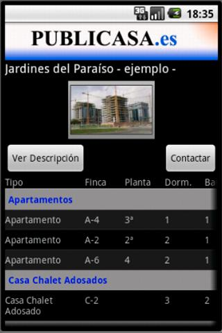 PUBLICASA.es | Real Estate- screenshot