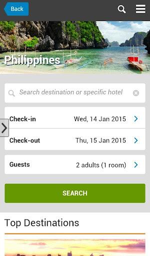 Philippines Hotel Finder