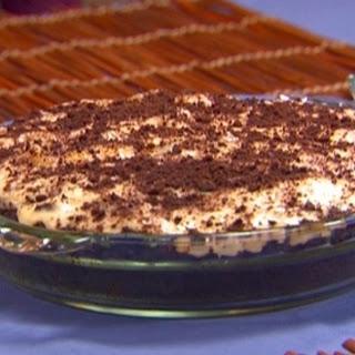 Chocolate Cookie Crust Banana Cream Pie