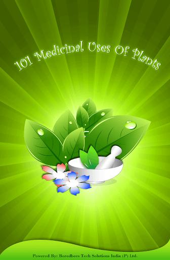 101 Medicinal uses of Plants