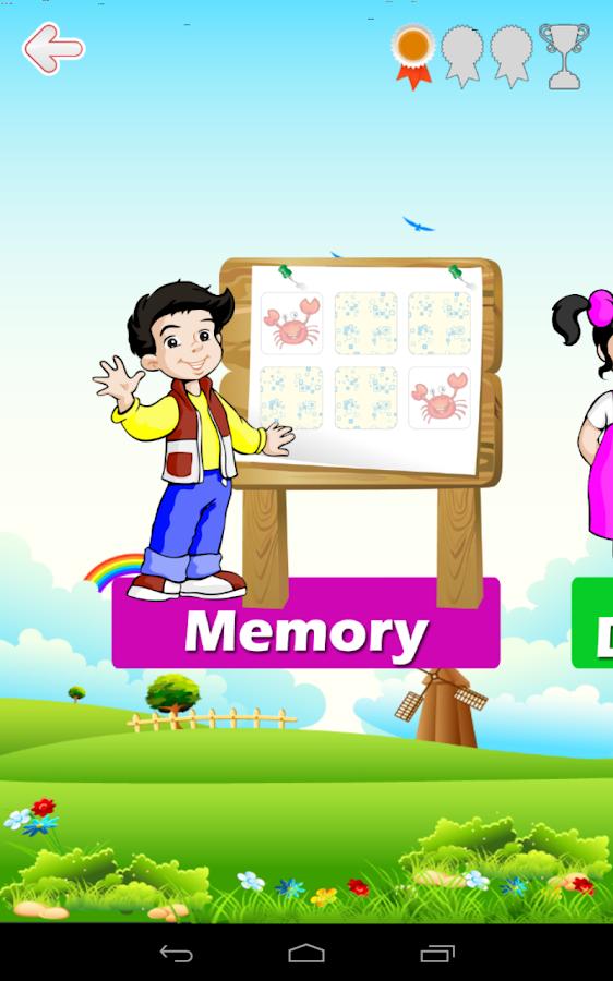 Kids Brain Trainer - Pro - screenshot