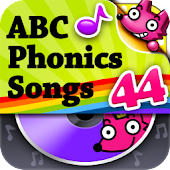 44 ABC Phonics Songs★