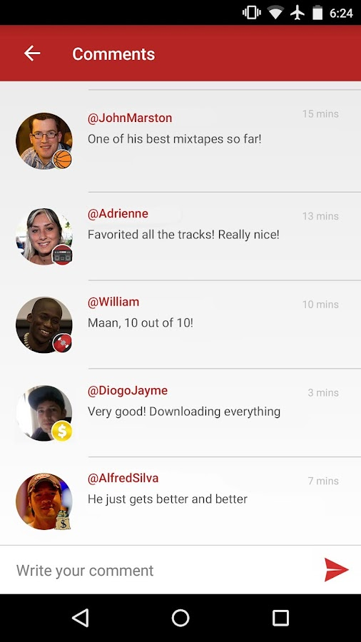 My Mixtapez Music & Mixtapes - screenshot