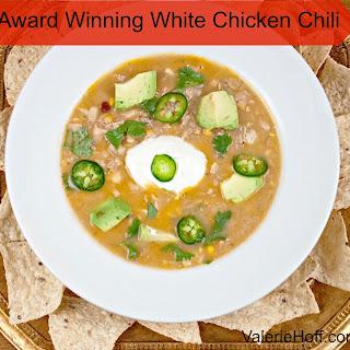 Award Winning White Chili Recipes.