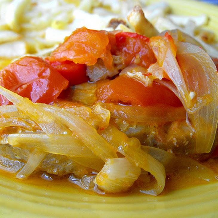 Tuna Fillets Recipe