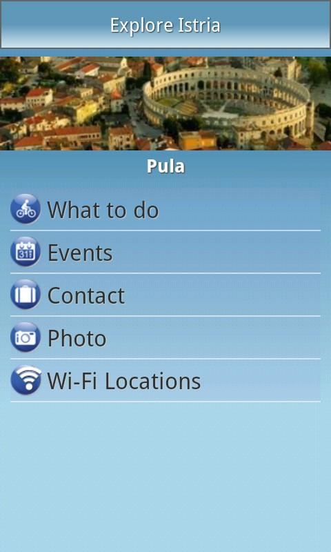 Explore Istria - Travel Guide- screenshot