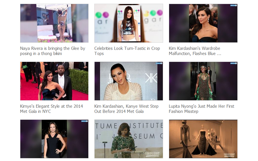 Fashion Gossip Weekly- screenshot