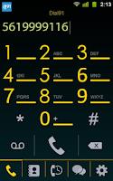 Screenshot of Dial91