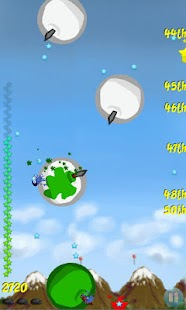 Jumping Slime- screenshot thumbnail