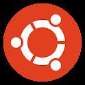 GO Ubuntu Unity logo