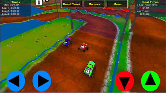 Toy Truck DEMO - screenshot thumbnail