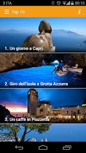 Capri Insider- screenshot thumbnail