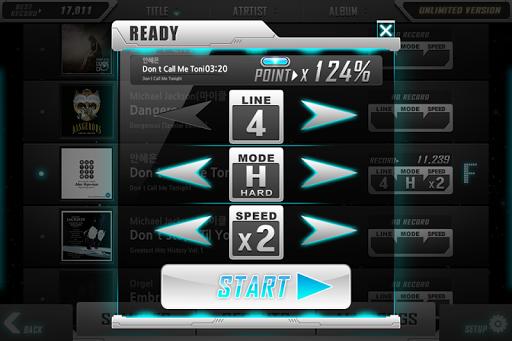 BEAT MP3 - Rhythm Game 1.5.7 screenshots 17