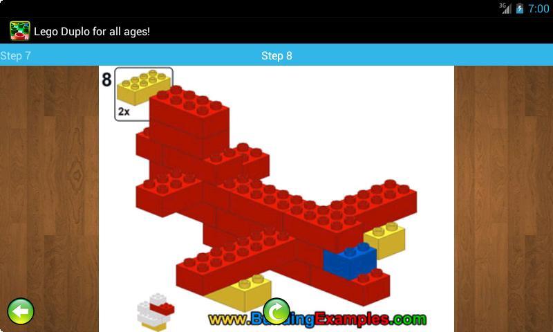 Lego Duplo Idea Book