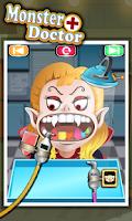 Screenshot of Monster Doctor - kids games