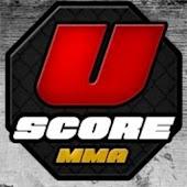 U SCORE MMA