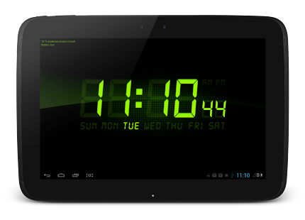5 Free Alarm Clock Apps For iPad - Home Page - I Love Free Software