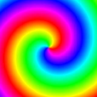 Rainbow Flow LWP