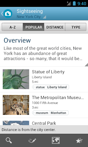 mod New York City Guide by Triposo  screenshots 4