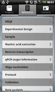 MIQE qPCR- screenshot thumbnail