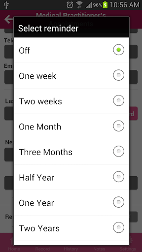 【免費醫療App】Women's Health Appointments-APP點子