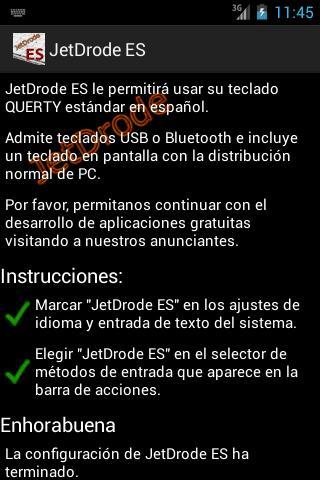 JetDrode ES