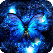 3D Butterflies Live Wallpaper