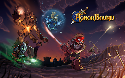 HonorBound RPG 4