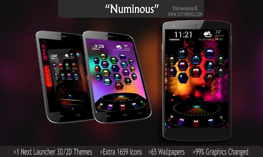 How to install Numinous Ultra Iconpack & NEXT 1.0.7 apk for bluestacks