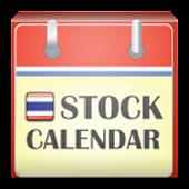 Stock Calendar Thai
