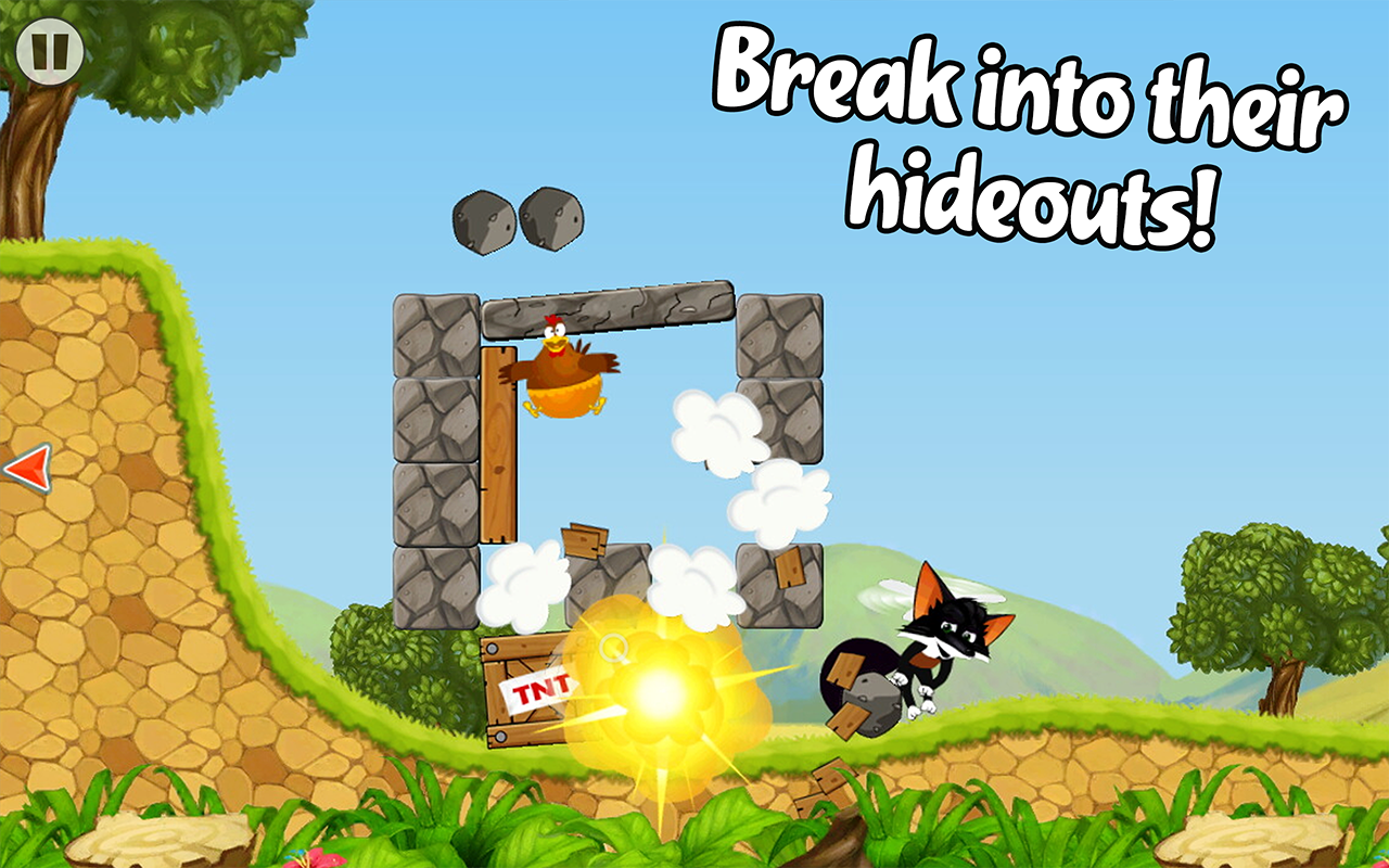 Flying Fox - screenshot