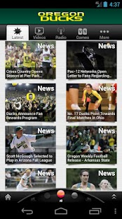 Oregon Ducks: Free - screenshot thumbnail