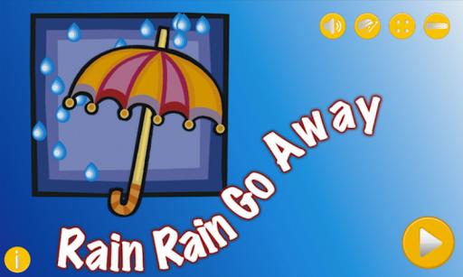 The Rain Rain Story App