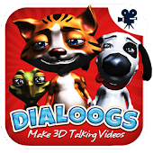 Dialoogs - 3D Talking Videos