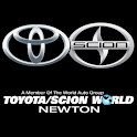 Toyota/Scion World of Newton icon