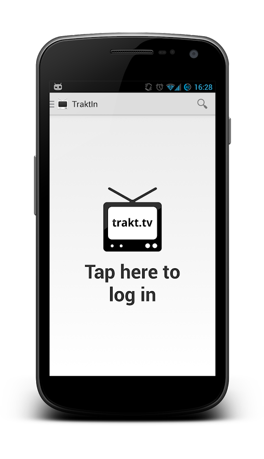 TraktIn - screenshot