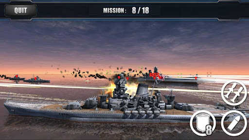 World Warships Combat 1.0.13 screenshots 10