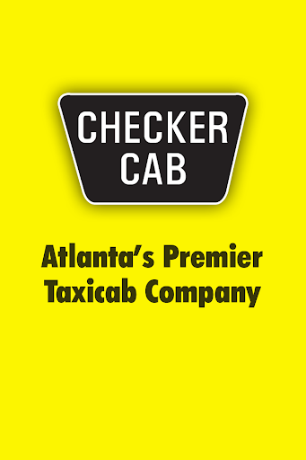 Atlanta Checker Cab